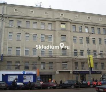 Снять офис в городе Москва Касаткина улица Аренда офиса 15 кв Нижнелихоборский 3-й проезд